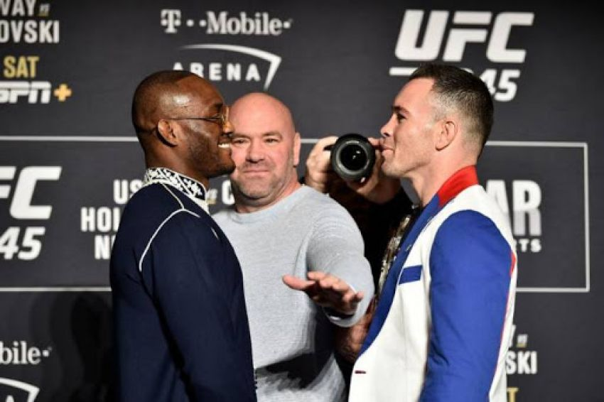 Kamaru Usman explains why Colby Covington doesn't deserve to get a rematch with him