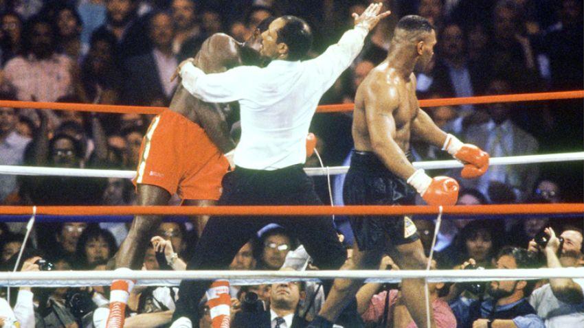 Этот день в истории: Тайсон победил Бруно, Али нокаутировал Листона