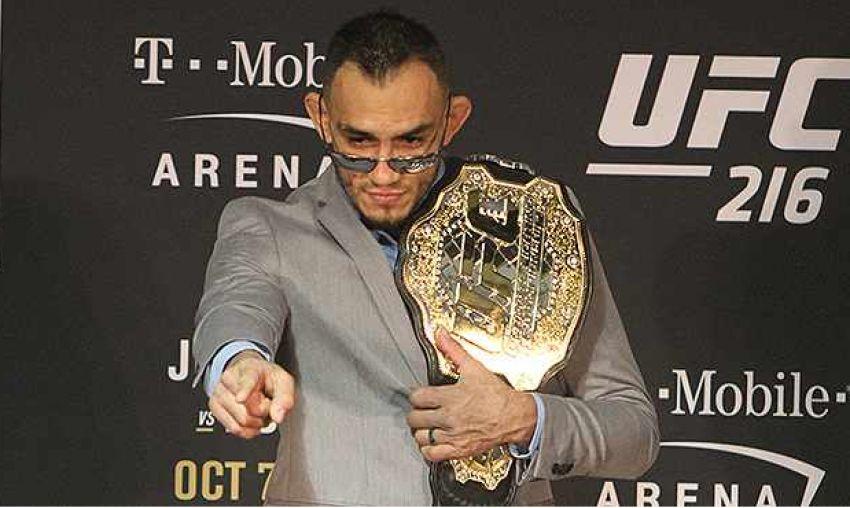 """Тони Фергюсон: """"Я — настоящий чемпион UFC в легком весе"""""""