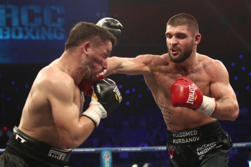Магомед Курбанов не будет драться с Мишелем Соро за титул чемпиона мира из-за проблем с визой