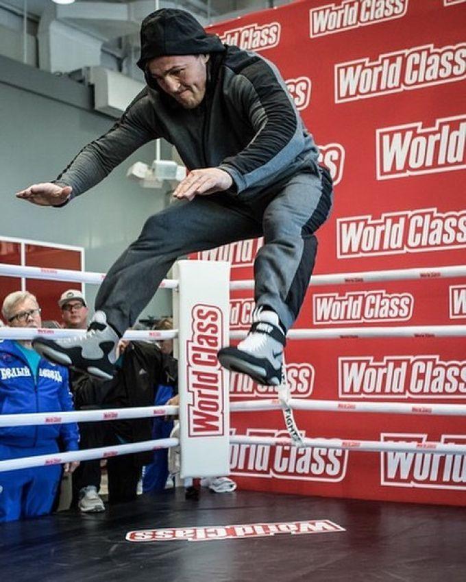 Попахивает скандалом: у Лебедева хотят оставить пояс WBA при любом исходе боя — СМИ