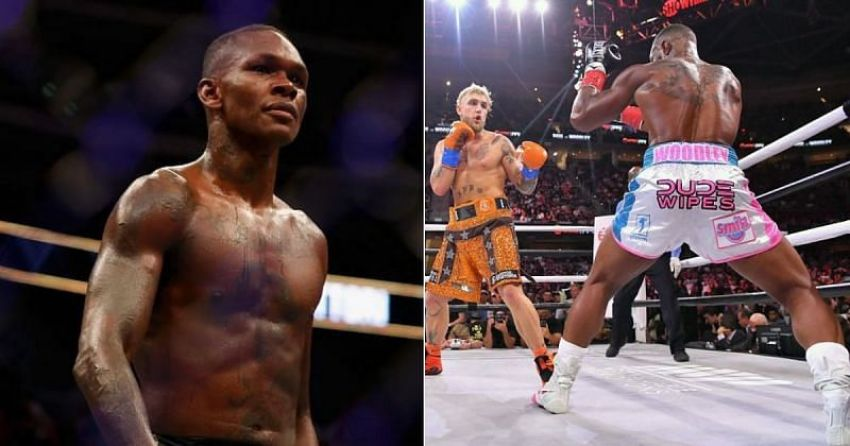 MMA news: Israel Adesanya commented on Paul's victory in the fight with Woodley