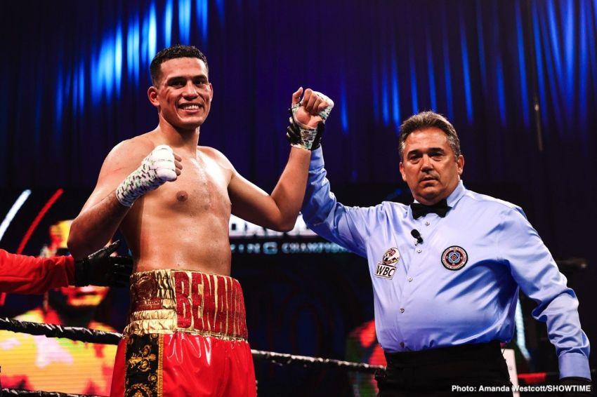 Abel Sanchez believes that David Benavidez will be able to provide a worthy resistance to Saul Alvarez.