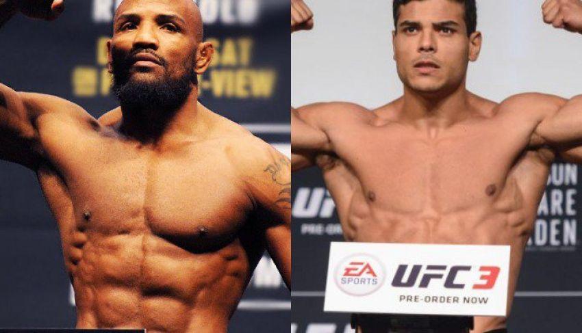 Прогнозы бойцов MMA на бой Йоэль Ромеро - Пауло Коста на UFC 241
