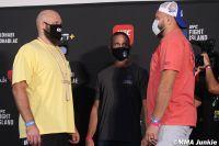 Видео боя Бен Ротвелл - Марчин Тыбура UFC on ESPN+ 37