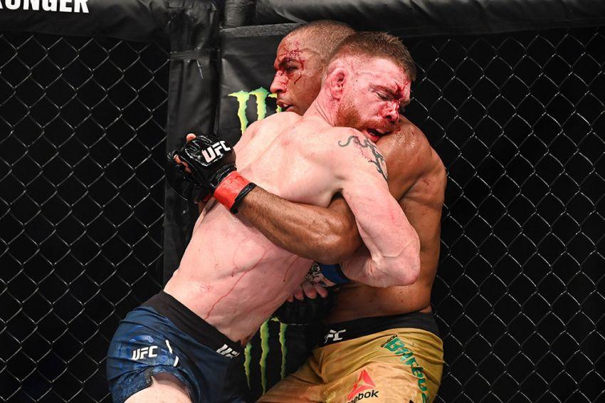 Реакция в Твиттере на противоречивую победу Пола Фелдера над Эдсоном Барбозой на UFC 242