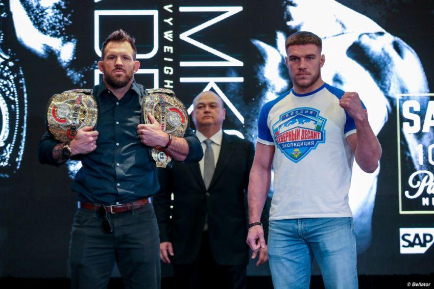 Bellator перенес несколько турниров, в том числе бой Бейдер - Немков