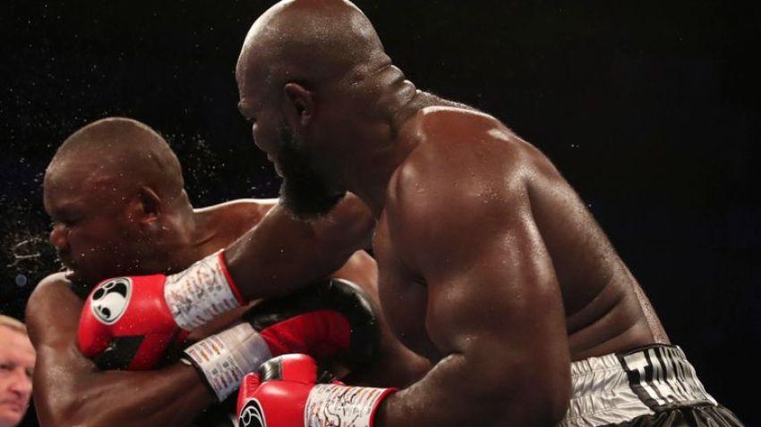 Тренер Дерека Чисоры считает, что Чисоре не следует в следующем бою выходить на реванш с Такамом