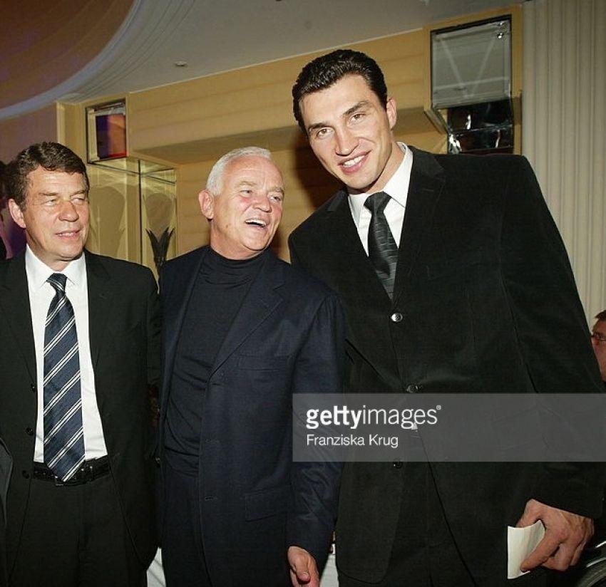 Владимир Кличко назвал свою пятерку лучших боксеров всех времен