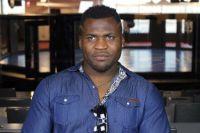 Фрэнсис Нганну: Я предлагал себя на замену для боя с Вердумом