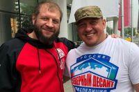 Михаил Кокляев прокомментировал слухи о том, что его бой с Емельяненко - постанова