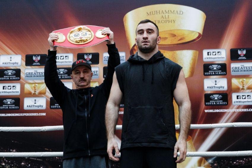 Мурат Гассиев рассматривает подписание контракта с DAZN и переход в супертяжелый вес