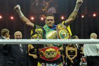 WBC объявил титул в тяжелом весе вакантным. Усик стал «чемпионом в отпуске»