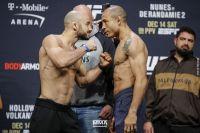 Видео боя Жозе Альдо - Марлон Мораес UFC 245