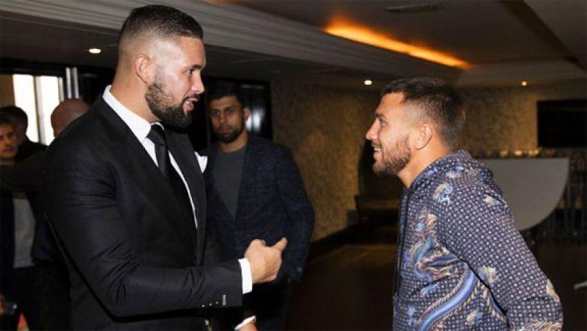 Тони Беллью исключил Василия Ломаченко из списка лучших боксёров мира