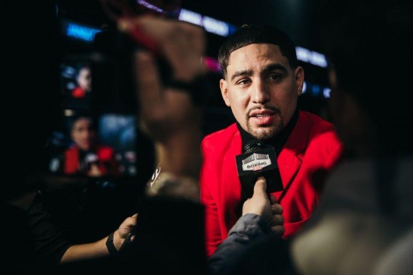"""Дэнни Гарсия: """"Мой стиль бокса несет опасность для Спенса и Пакьяо"""""""