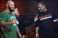 Костя Цзю поделился советом с Джиганом перед боем с Александром Емельяненко