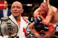 Джордж Сент-Пьер: «UFC предложил мне неприемлемые условия»