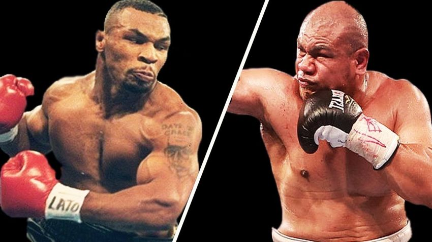 """Джордж Форман признался, что хотел бы увидеть бой Тайсон - Туа: """"Я бы заплатил за любое место в рингсайде"""""""