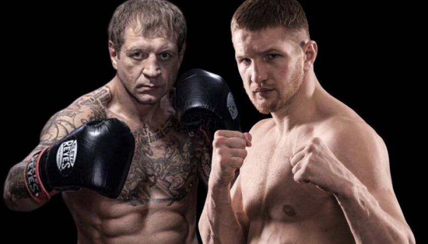 """Камил Гаджиев - о боксерском поединке Александра Емельяненко и Минеева: """"Один только Бог знает, где сейчас Саша"""""""