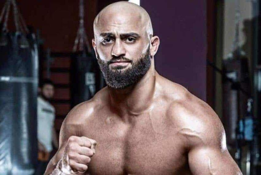 Адам Яндиев порвал связки и не сможет выступить на UFC 242