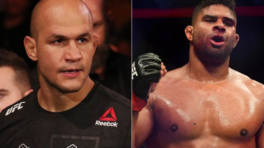 BKFC management has already made an offer to Junior Dos Santos and Alistair Overeem