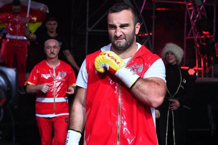 Мурат Гассиев рассказал, кого считает лучшим супертяжеловесом в мире