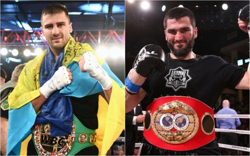 Александр Гвоздик прокомментировал подписание контракта на бой с Артуром Бетербиевым