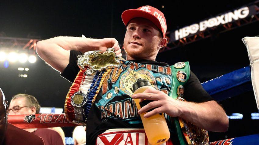 Рейтинг боксёров P4P от The Ring за февраль 2020