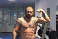 Александр Емельяненко похвастался сброшенным весом