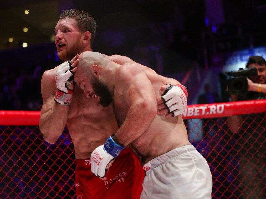 Владелец AMC Fight Nights дал прогноз на реванш Исмаилов - Минеев