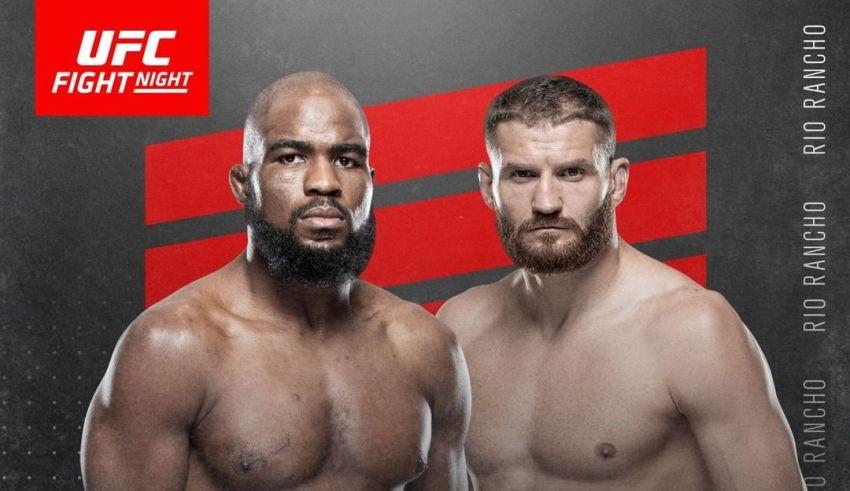 Официально: Кори Андерсон встретится с Яном Блаховичем на UFC Fight Night 15 февраля