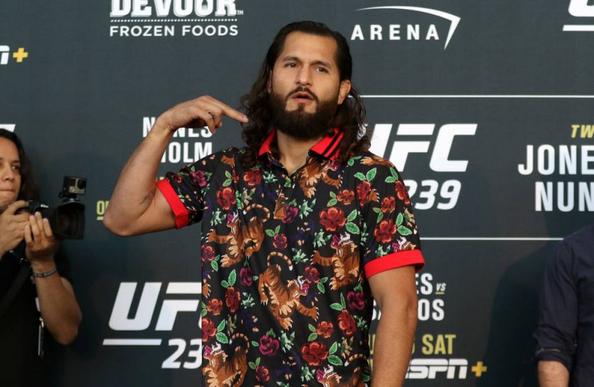Хорхе Масвидаль назвал самого стильного бойца UFC