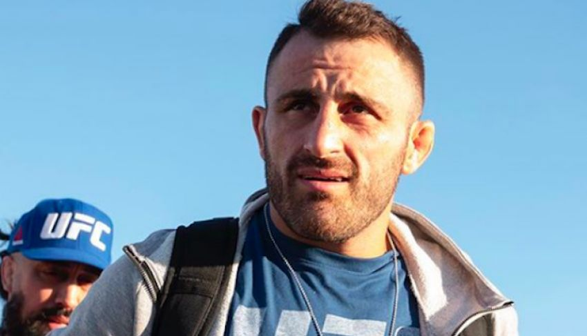 Алекс Волкановски вернулся домой после госпитализации в Чили