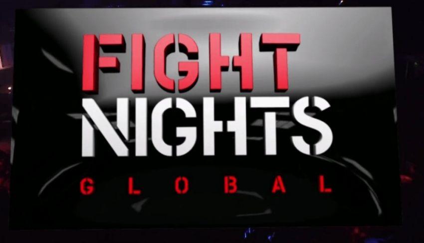 Рейтинг бойцов FIGHT NIGHTS GLOBAL апрель 2017