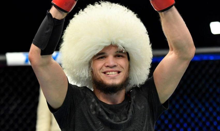 Umar Nurmagomedov vs. Sergey Morozov. UFC on ESPN 20