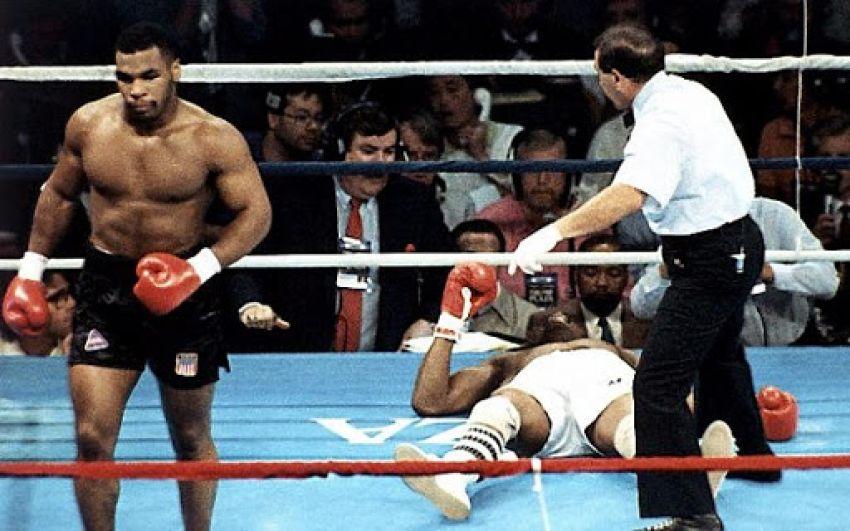 Этот день в истории: Майк Тайсон снес с ринга непобежденного Майкла Спинкса