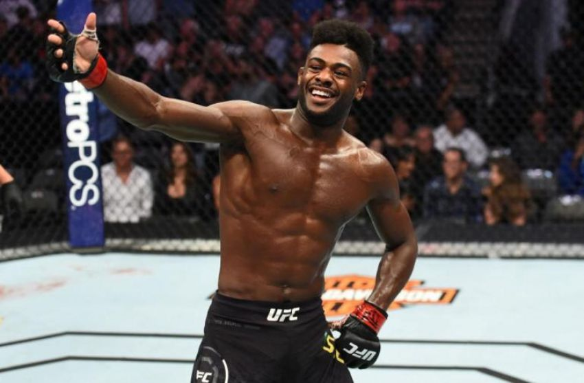 Алджамейн Стерлинг победил Педро Муньоса в конкурентном бою на UFC 238