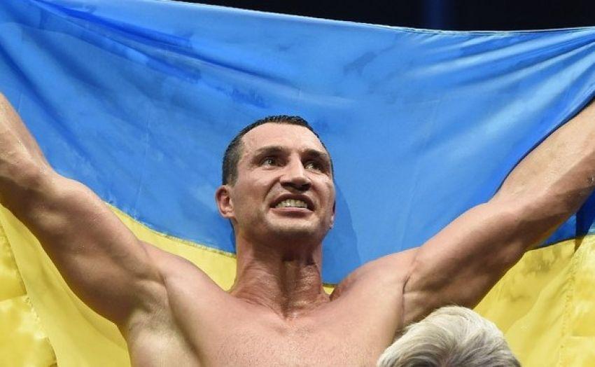 Владимир Кличко поделился мнением о матче Украина - Англия на Евро-2020