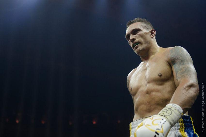 Александр Усик назвал лучшего боксера вне зависимости от весовых категорий