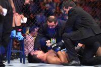 Медицинские отстранения после UFC Fight Night 119: Мачида выбыл до 2018 года