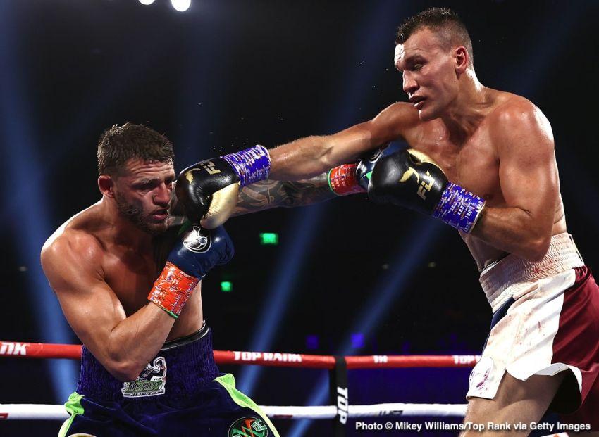 WBO отказала Максиму Власову в пересмотре результата боя с Джо Смитом