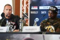 Джонни Нельсон уверен, с Марком Тиббсом в углу Уайт проявил бы себя лучше в бою с Поветкиным