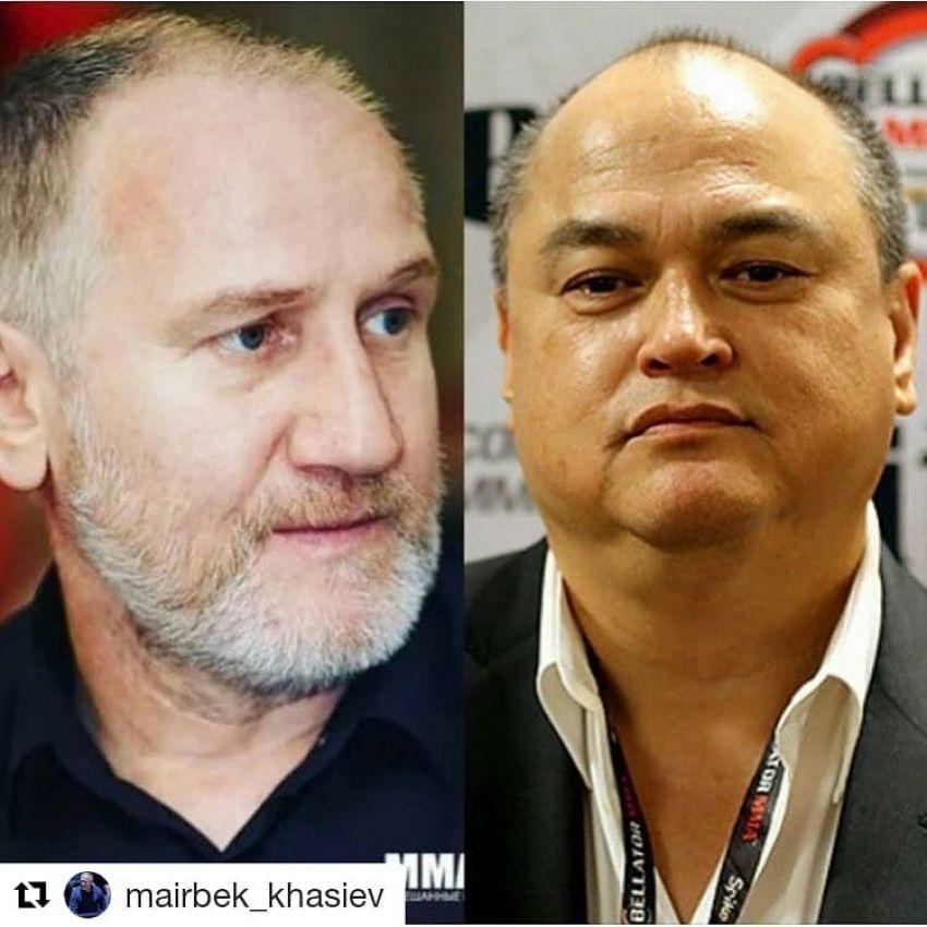 Маирбек Хасиев предложил Скотту Кокеру провести матчевую встречу ACA против Bellator