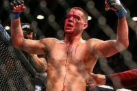 Нейт Диас убран из рейтингов UFC
