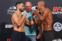 Видео боя Эдсон Барбоза - Дэн Иге UFC on ESPN 8