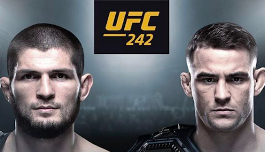 Турнир UFC 242 может побить рекорд по продаже платных трансляций