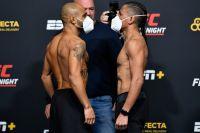 Видео боя Майлз Джонс - Кевин Нативидад UFC on ESPN+ 39