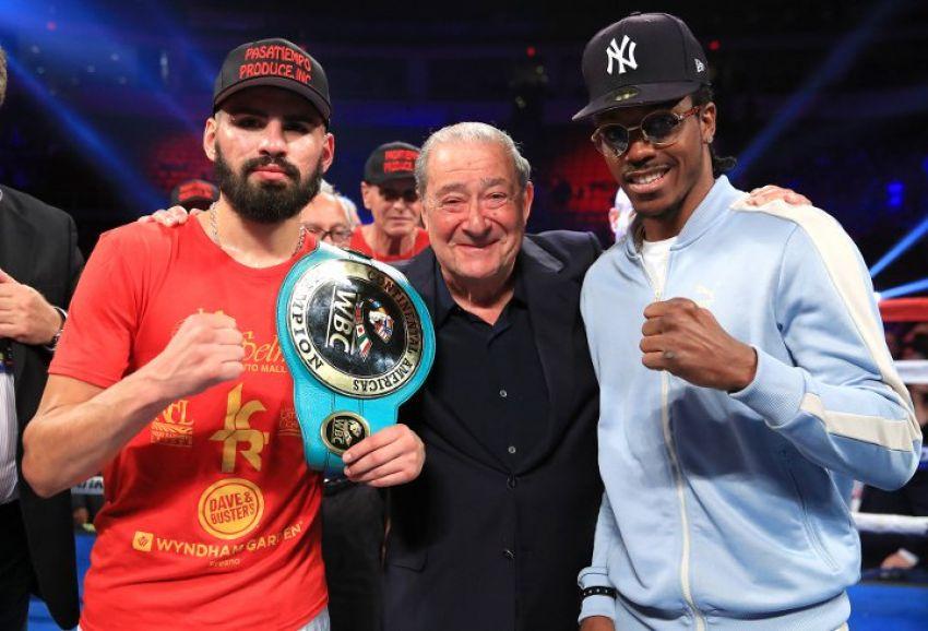 Хосе Рамирес и Амир Имам подерутся за вакантный титул WBC в суперлегком весе