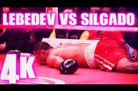 Яркие моменты боя Денис Лебедев - Сантандер Сильгадо в 4K